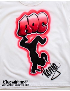 Street Dance T-Shirt Breakdance Team Hip Hop Competition